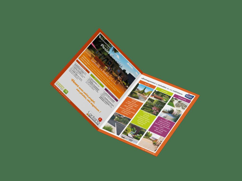 Site Web B2C - Lantana Paysage 2
