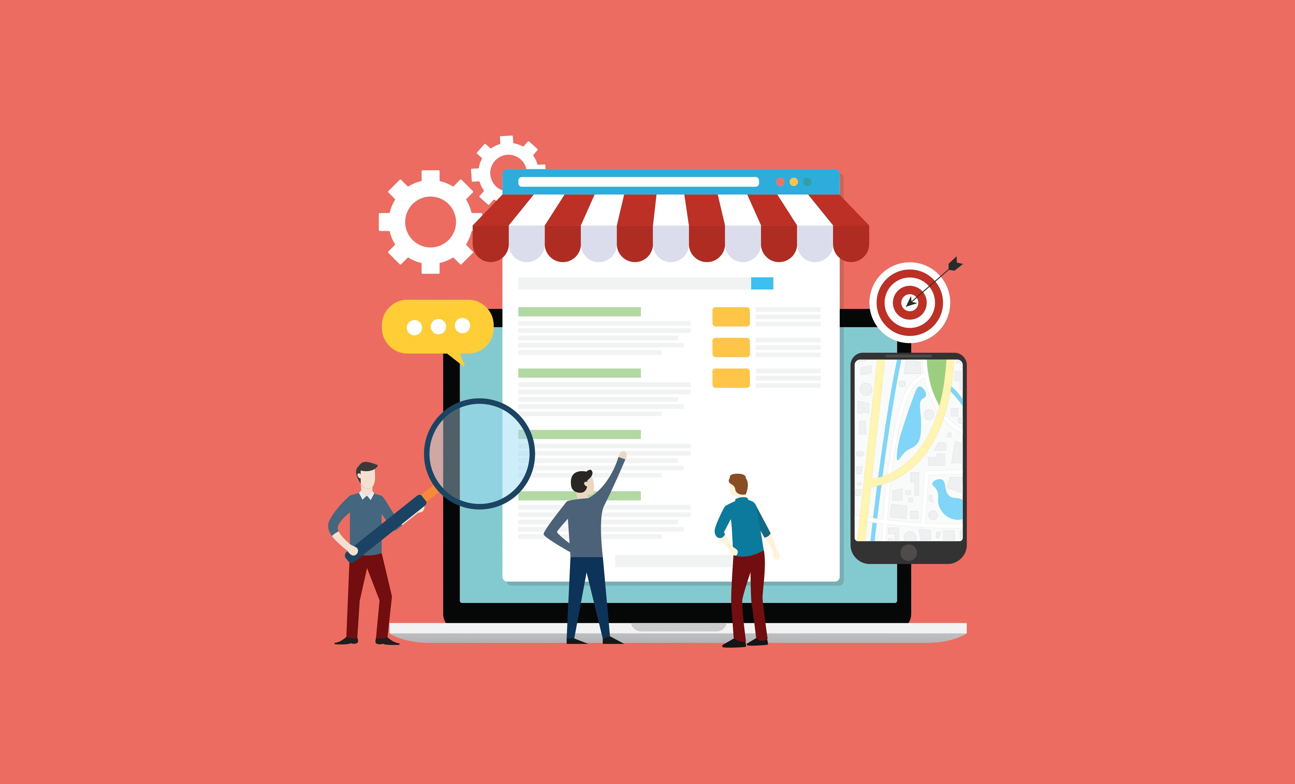 Comment optimiser le référencement local de votre entreprise ? 1