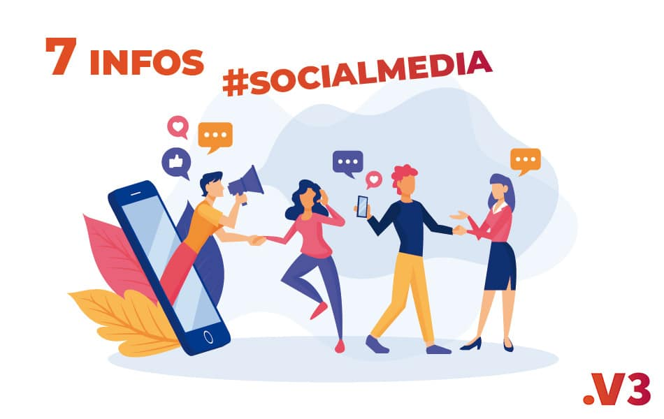 Sélection du mois : 7 infos incontournables pour votre stratégie #socialmedia en 2020 Parce que le meilleur est à venir pour 2020 sur les réseaux sociaux, nous vous avons sélectionné les 7 tweets #socialmedia les plus instructifs à prendre en compte pour l'année 2020 !
