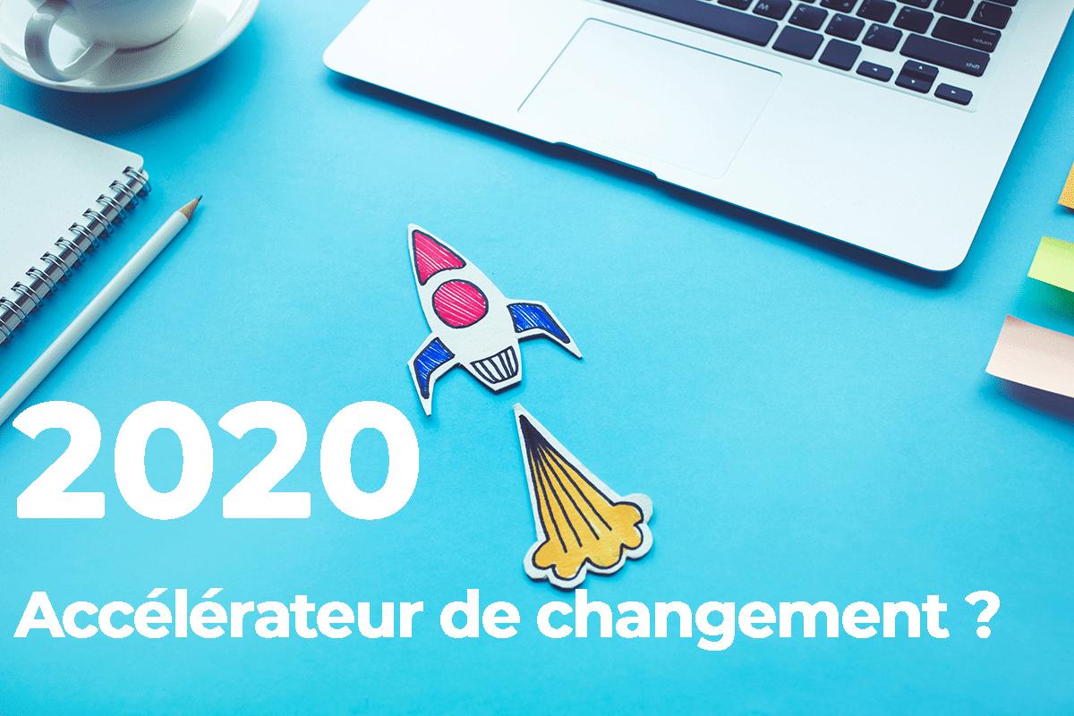 Communication : Comment 2020 a accéléré le changement ? 1