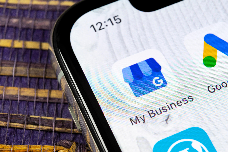 Google My Business - référencement local