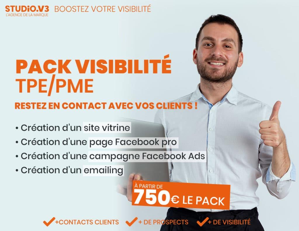 pack visibilite tpe/pme