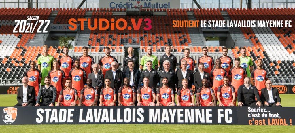 Partenaire du Stade Lavallois 2
