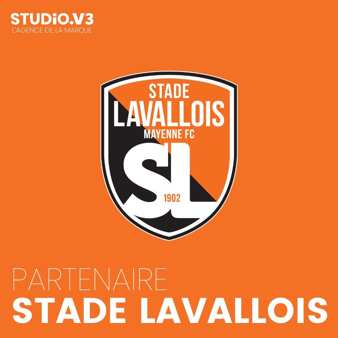 Partenaire du Stade Lavallois 1